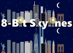 8-Bit Skylines Gallery Minecraft Blog
