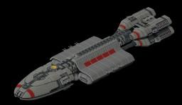 BSG Berzerk-class Tanker Minecraft Map & Project