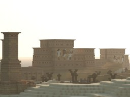 Nemhet Minecraft Map & Project