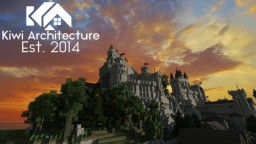 Kiwi Architecture are recruiting new builders, writers, etc! Minecraft Blog Post