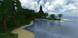 The Battle of Scarif Minecraft Map & Project