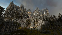 Castle Löwenstein - the wasted Lands Minecraft