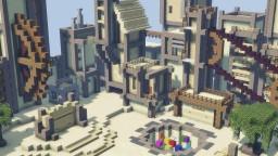 Sky Walker Minecraft