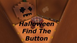 Halloween Find The Button Minecraft Map & Project