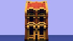 Sweet Mini House Minecraft Project