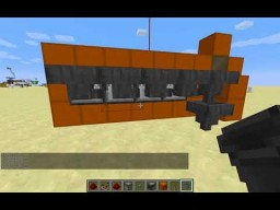 Walk-In-Wardrobe Minecraft Project
