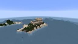Small Private Island Minecraft Project