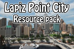 [x64][1.7.8] Lapiz Point official Resource pack [Modern Realistic] Minecraft