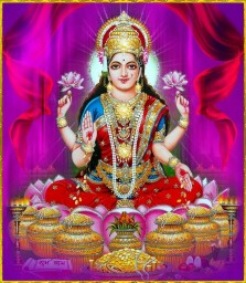 Place a lovely Laxmi Ji Tanjore painting in your house to get prosperity Minecraft Blog Post