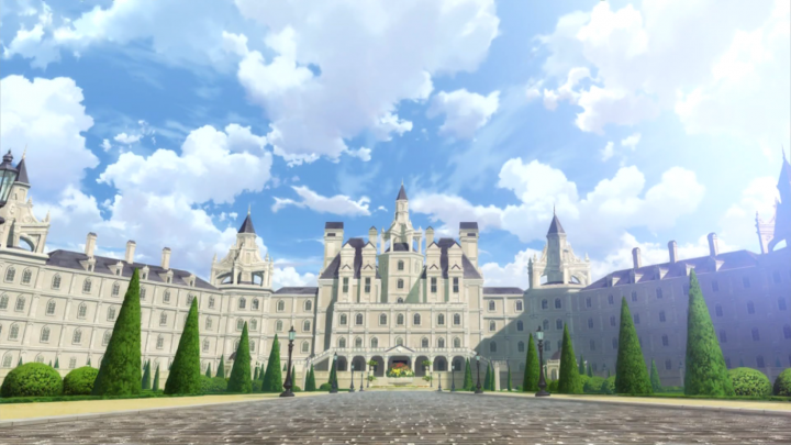 Roswaal Manor Re Zero Minecraft Project