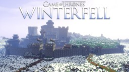 Minecraft: Game of Thrones - Winterfell Minecraft Map & Project