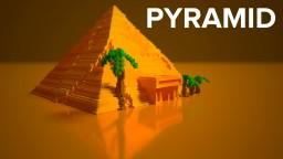 Pyramid :) Minecraft