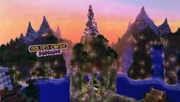 Golden-Empire spawn lagoon by satorim Minecraft Project
