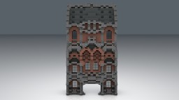 Bricky Tenement House Minecraft