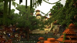 Jungle City Minecraft