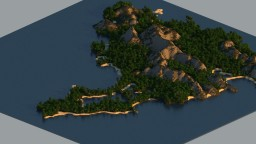 The Island of Saint Martin Minecraft Project