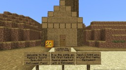 Kalika's Sword Spin Off: Halloween Pack (Minecraft PE Version) Minecraft Project