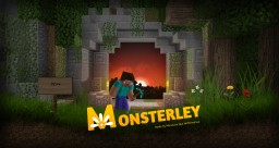 Monsterley [1.9.x/1.10.x/1.11.x/1.12.x] Minecraft Texture Pack