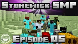 Stonewick SMP Let's Play Minecraft Blog Post