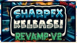 SharpFX V2 Release! FPS BOOST and PVP PACK! Minecraft Texture Pack