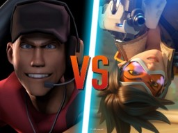 Team Fortress 2 vs Overwatch | New vs Old Minecraft Blog Post