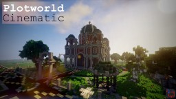 Plotworld Spawn | Minecraft Cinematic | + free Download Minecraft Map & Project