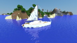 Modern Sailing Yacht (download) Minecraft Project