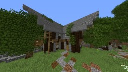 Minecraft House 2 Minecraft Map & Project