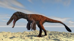Austroraptor Minecraft Project