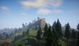 Castle Ruin [Conquest Reforged] Minecraft