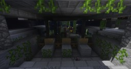 Abandoned Subway Station Minecraft Map & Project