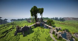 Friendly Factions Spawn (+download!) Minecraft Map & Project
