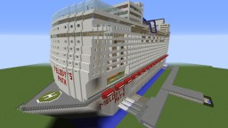 Melody's Path Cruise Ship Minecraft Project