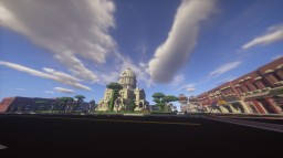 Metropolis City MC Hub Minecraft Server