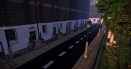 Grimmauld Place on PotterworldMC Minecraft Map & Project