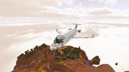 My Jet Minecraft Project