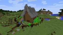 Old Farm House Minecraft Project