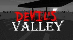 """""""Devil's Valley"""" - Gas Station/ Demo Minecraft Project"""