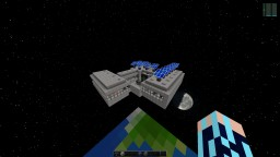Space Station Minecraft Project