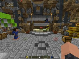 BedWars (on command blocks) Minecraft Project