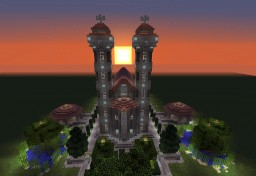 Saint Mother Teresa Cathedral Minecraft Project