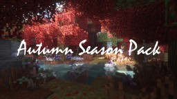 Autumn Season Pack 🍇🦊🍂 Minecraft Texture Pack