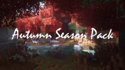 Autumn Season Pack 🍇🦊🍂 Minecraft Texture Pack