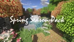 Spring Season Pack 🌸🐦🍑 Minecraft Texture Pack