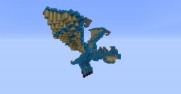 Small Wyvern / Dragon Minecraft Project