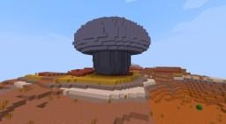 Mushroom Land Minecraft Project