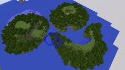 Terraforming #1 - Updated (New Island!) Minecraft Project