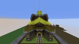 The Yellow Tower Minecraft Map & Project