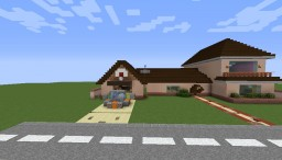 new version Rick and Morty House Minecraft Project