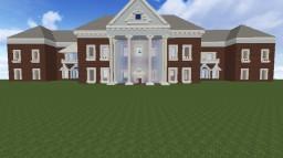 mansion estate Minecraft Project